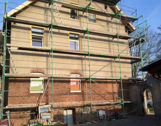 Werterhaltung historische Bausubstanz Bad Frankenhausen