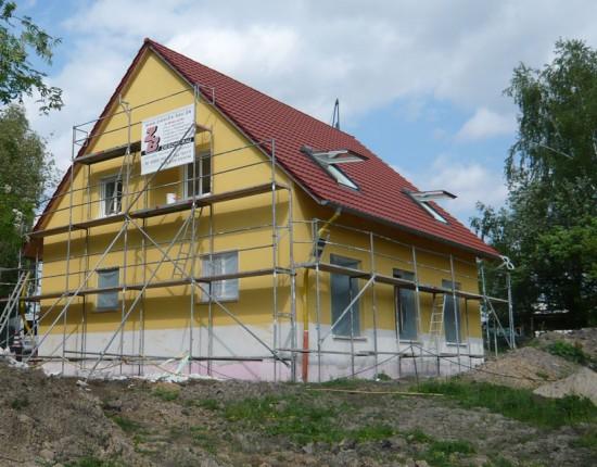 Neubau Einfamilienhaus Oberseifersdorf