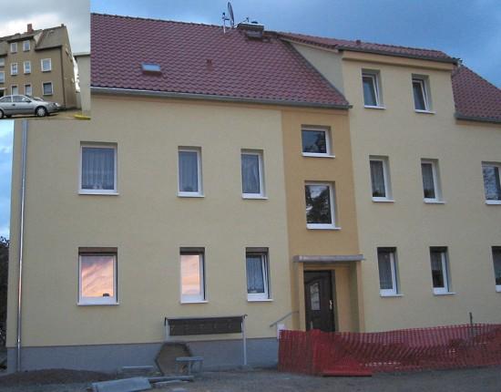 Sanierung Mehrfamilienhaus Mittelherwigsdorf