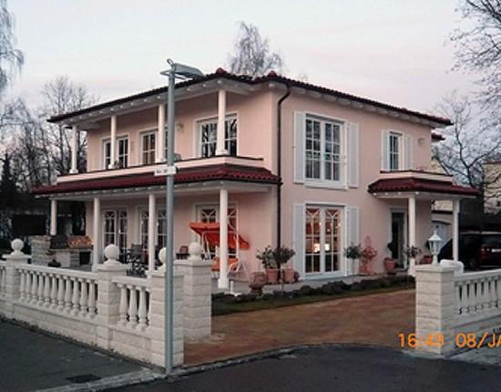 Neubau Stadtvilla Augsburg